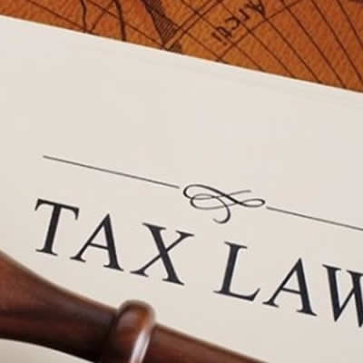 Certificate In Tax Law